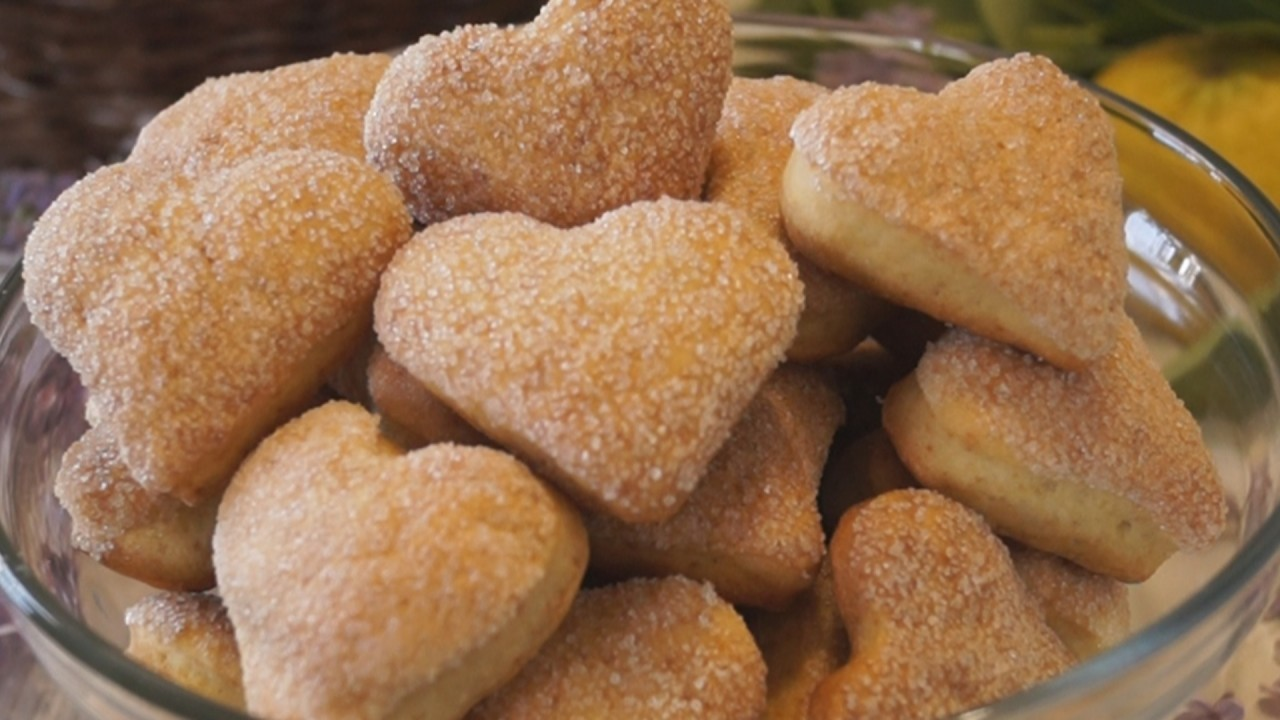 Быстрое домашнее печенье. Очень простое, но очень вкусное!
