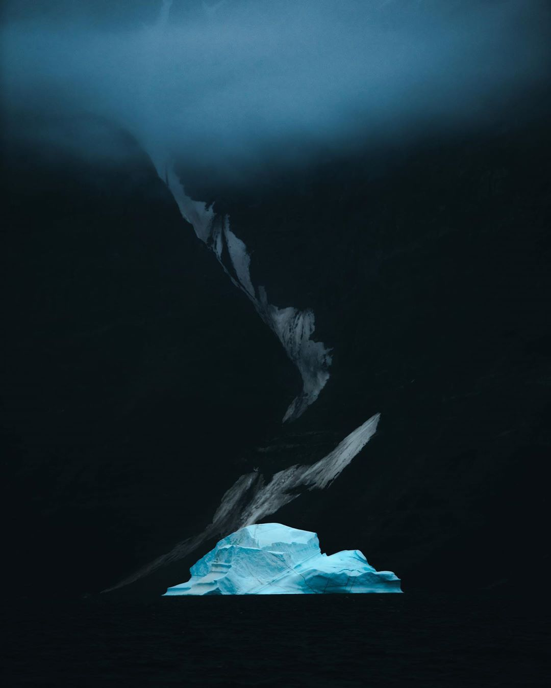 Северная красота на фотографиях Синди Рун Гренландия,Дания,Скандинавия,тревел-фото