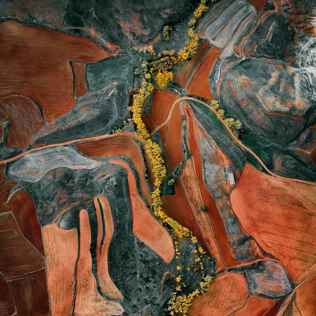 Проект «Аэропорты»: летающие машины, прикованные к земле пандемией, на тревел-снимках Тома Хегена пандемия,самолёты,тревел-фото