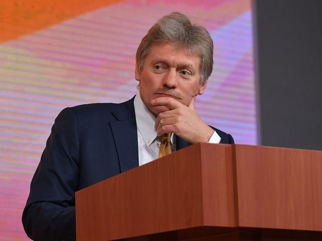 Песков напомнил Великобритании об ответственности за голословные обвинения