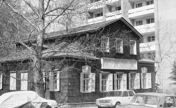Снимок И.Нагайцева, 1987 год. /Фото:arhimir.ru