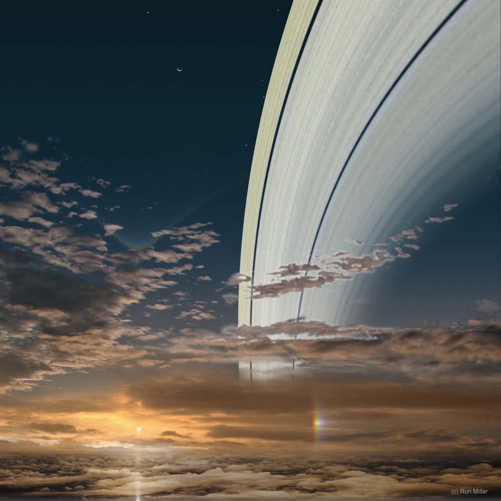 Как выглядит солнце с других планет фото