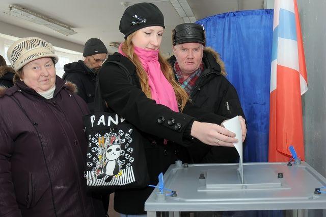 Избирательные участки открылись в восьми регионах Сибири