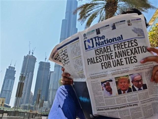 Израиль и Эмираты подписывают «Авраамский договор» геополитика