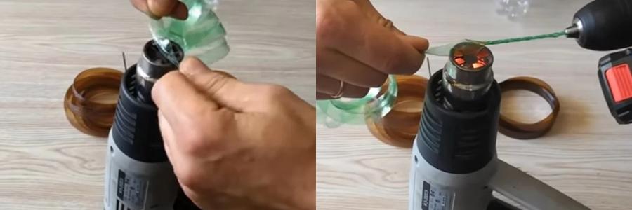 Метла из пластиковых бутылок своими руками для дома и дачи,экология
