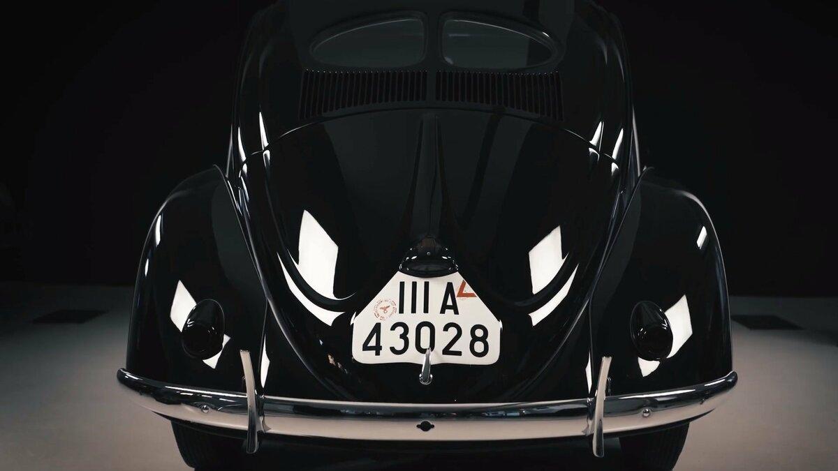 Этот старый Volkswagen Жук 1939 года на самом деле Porsche Porsche,Volkswagen,авто,автомобиль,водитель,жук,машина,машины,ретро