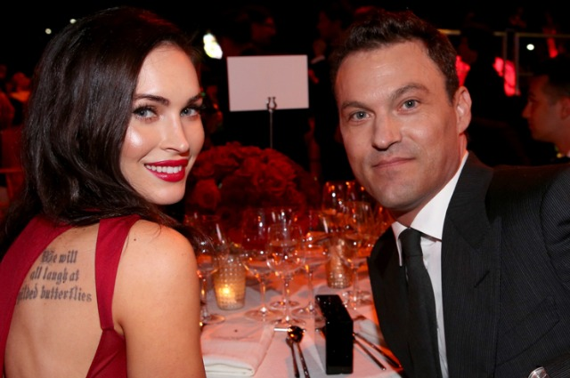 Меган Фокс официально подала на развод с Брайаном Остином Грином