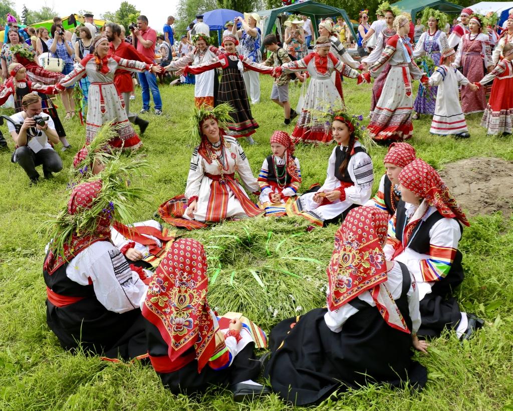 Картинки обычаев русского народа