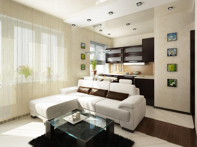 студии квартиры дизайн фото #11