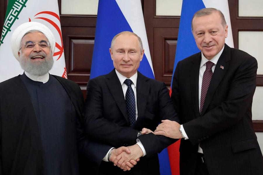 О не святой троице Владимира Путина