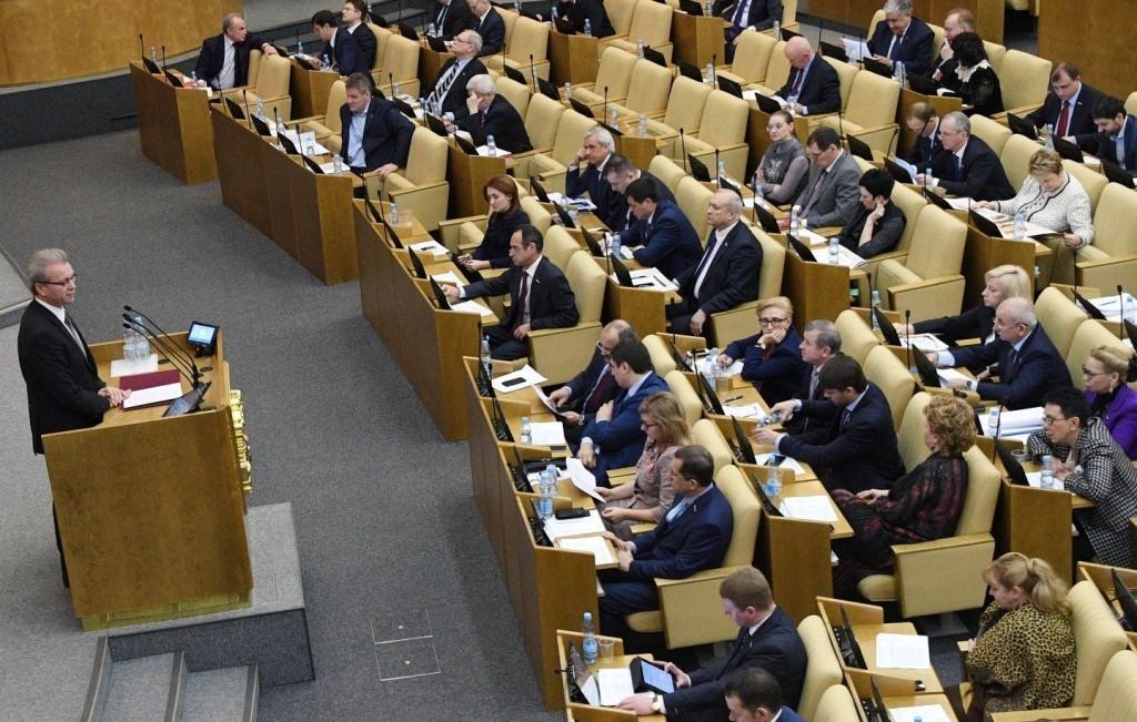 Маразм крепчал: Госдума приняла восьмитысячный закон