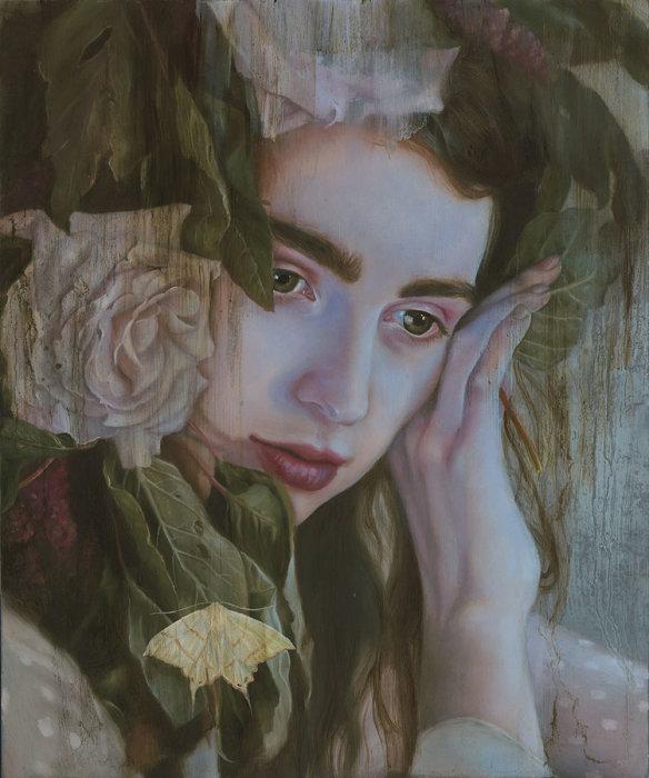 Нежность. Автор: Kari-Lise Alexander.