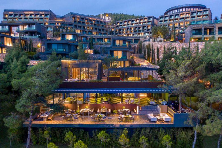 Гостиничный комплекс в Турции стал лучшим пляжным курортом в мире курорты,отели,Турция