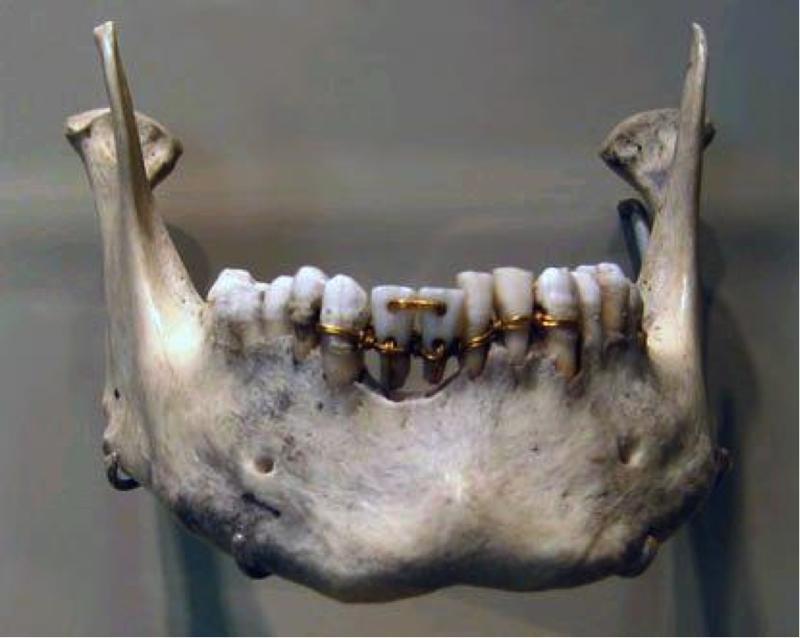 История стоматологии с древн…