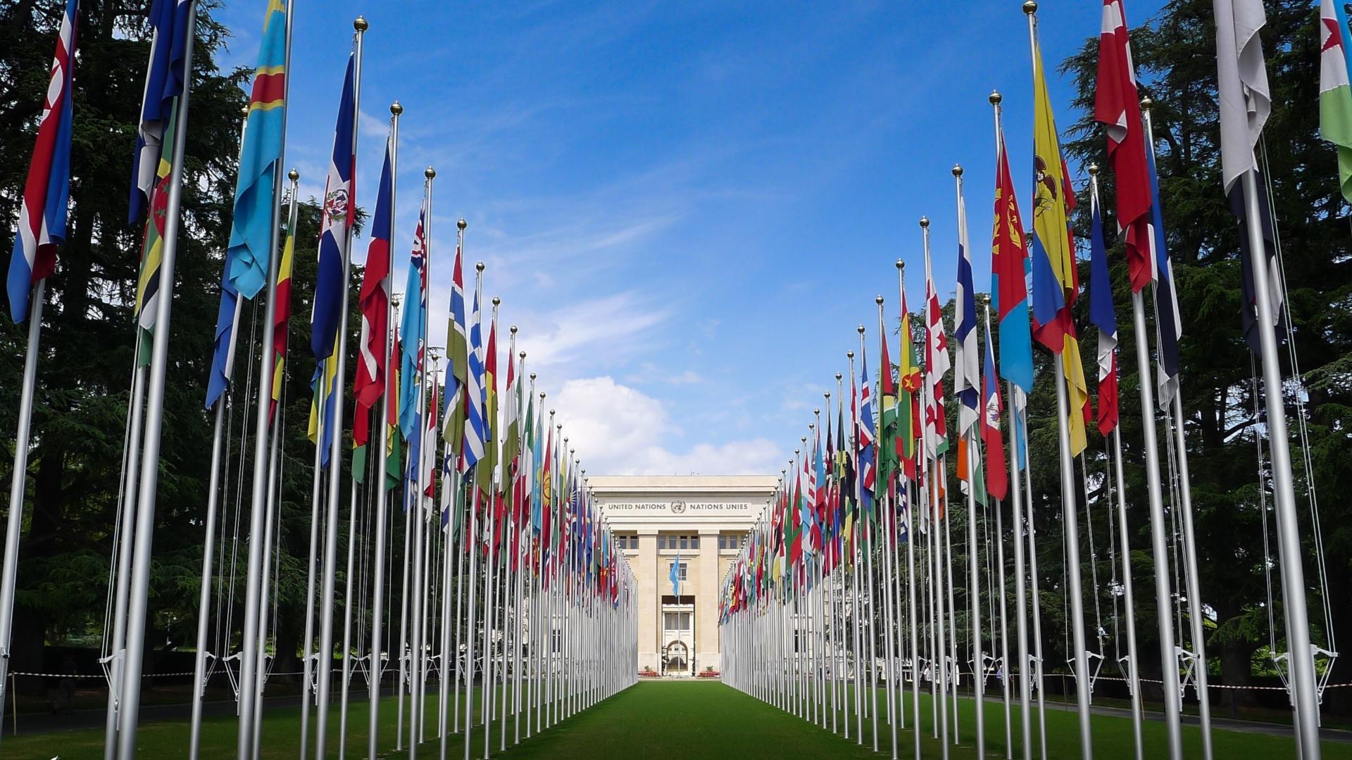 Россия примерила на себя роль ООН геополитика,россия
