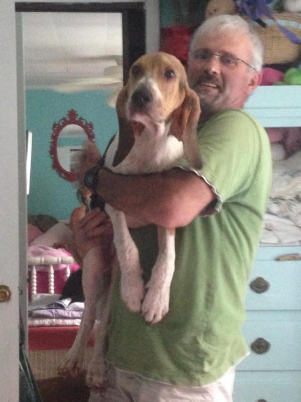 Истощенный щенок ждал своей смерти. Но, увидев его через 119 дней, люди глазам не поверили!