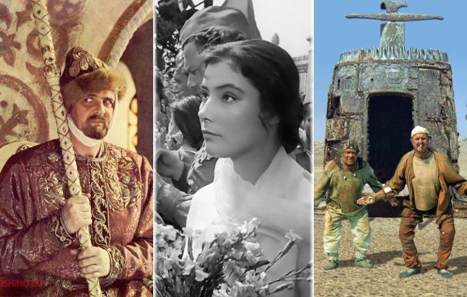 10 советских фильмов, которые пользуются успехом у западного зрителя