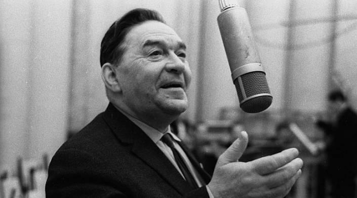Как Леонид Утёсов рассказывал про «из-за острова на стрежень»