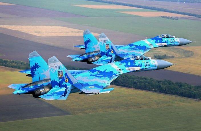 Масштабные потери украинской боевой авиации на Донбассе