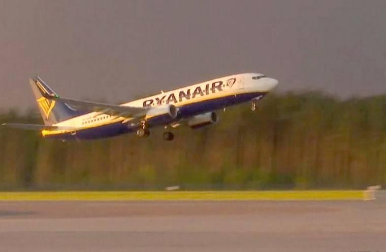 Рейс 4978 Ryanair: точка невозврата геополитика