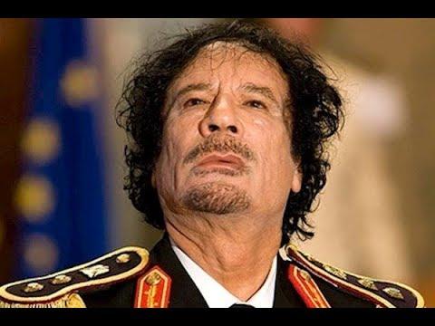 Каддафи об отношении  Европы к Украине