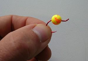 пенопластовые шарики для рыбалки