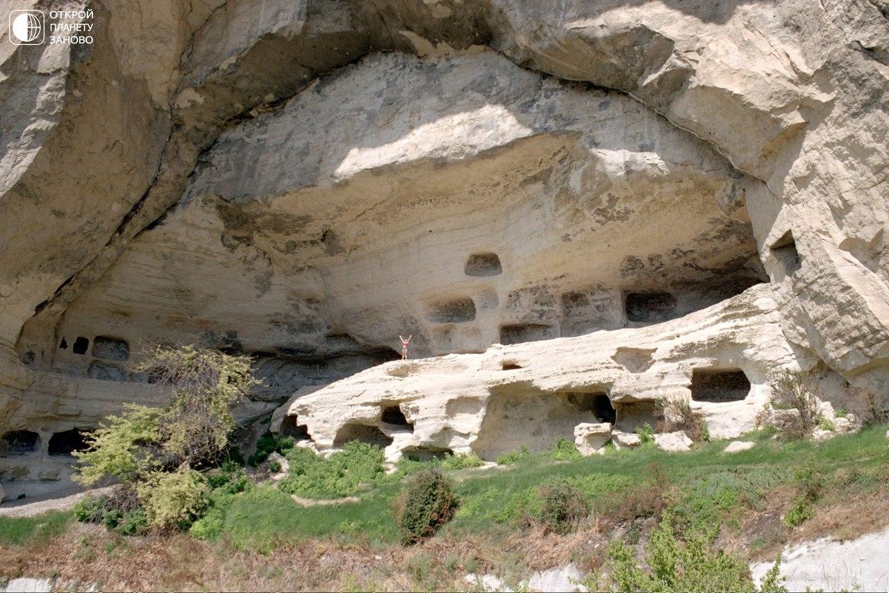 Крымский пещерный монастырь