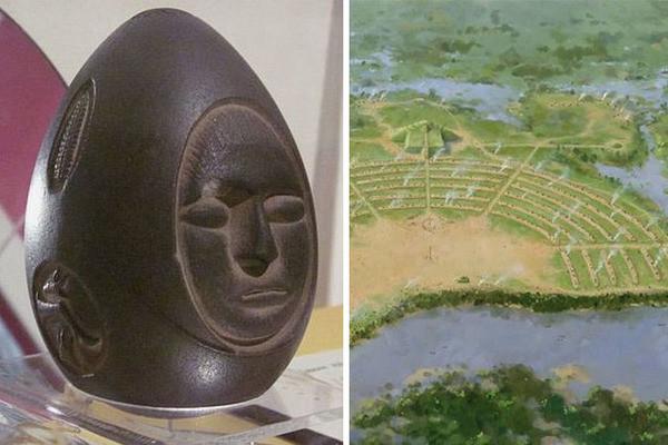 Северная Америка: 10 загадочных древних находок