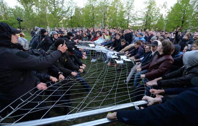 Американец проговорился об организаторах «майдана» в Екатеринбурге