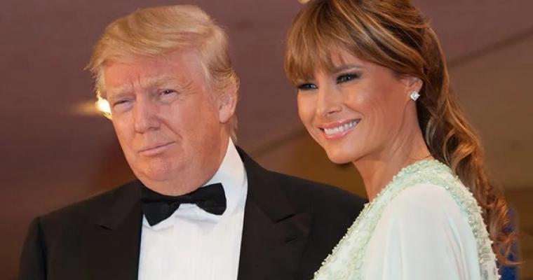 Путь Мелании Трамп от модели до первой леди