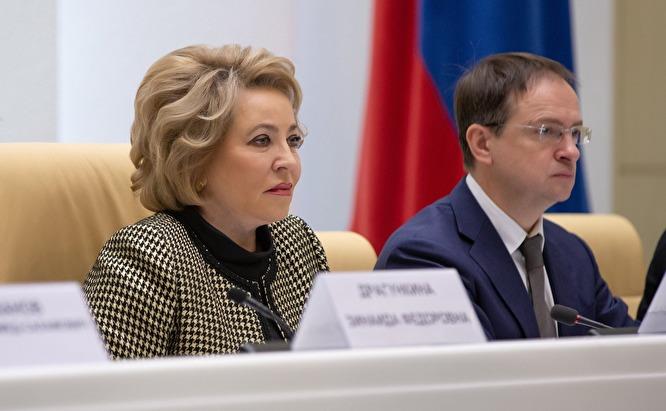 «Кандидат не должен затмевать Валентину Матвиенко»