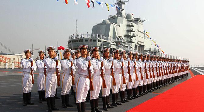 Как устроен китайский авианосец Ляонин