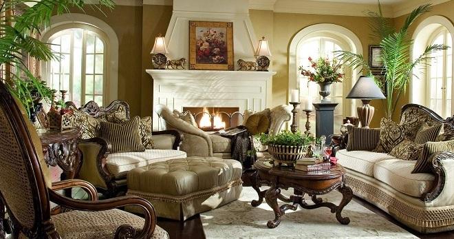 Английский стиль в интерьере - все тонкости оформления отделки и выбора мебели