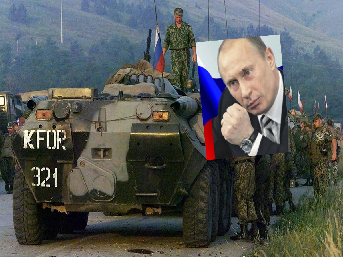 Россия дала ответ НАТО по Сербии: в случае военного вторжения альянса мы введем войска