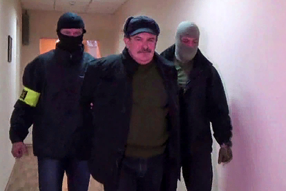 Пойманный в Севастополе украинский шпион получил 14 лет колонии