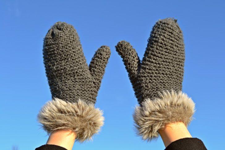 Я была уверена, что бомж присвоил мою перчатку, некрасиво получилось