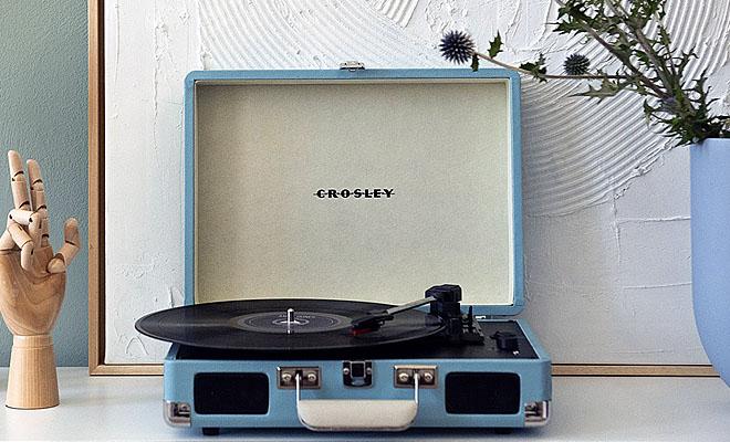 Проигрыватели Crosley: проникаемся теплым виниловым звуком, но не забываем про удобство Вещи