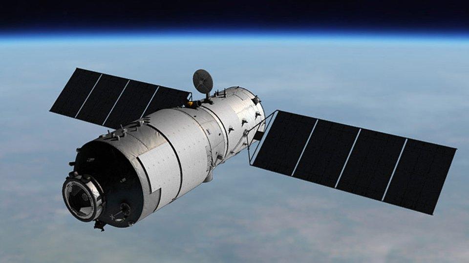 Китайская космическая станци…