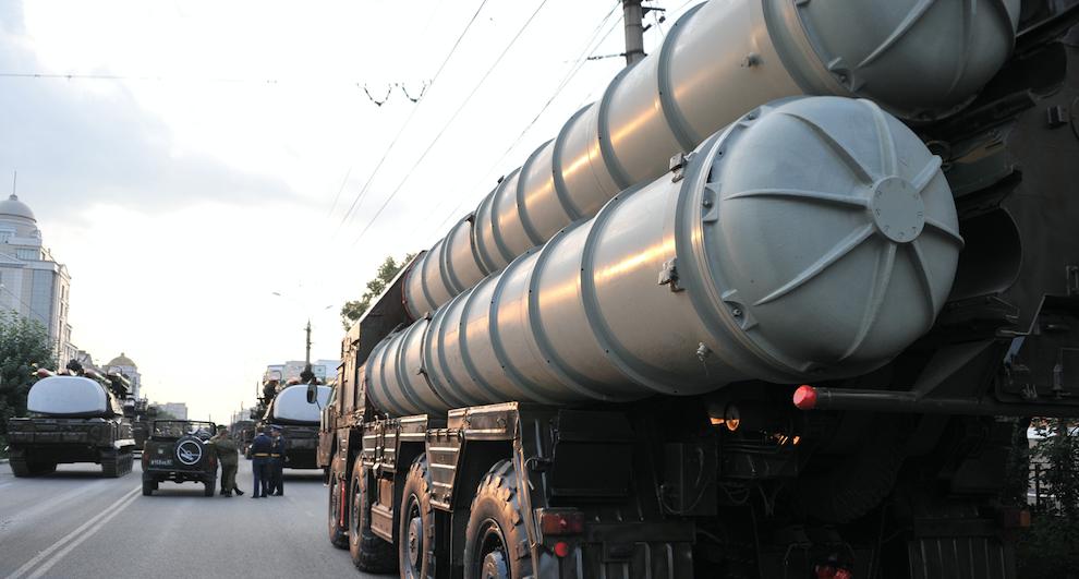 Лавров удивлён ажиотажем вокруг переброски С-300 в Сирию