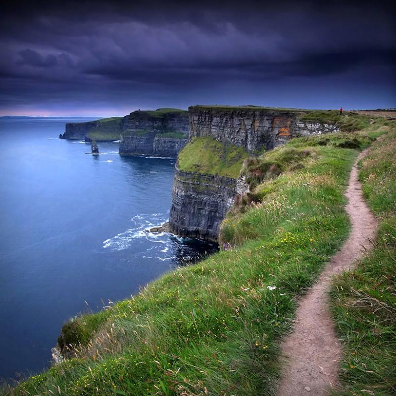 фото пейзажей ирландии видов сортов цветов