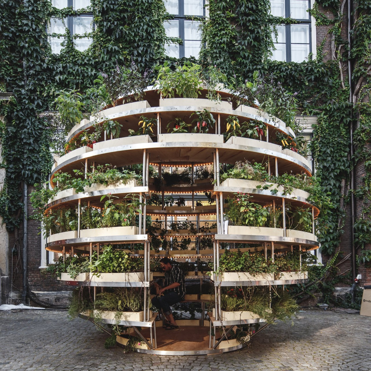Чертежи Growroom в открытом доступе – построй свой сад