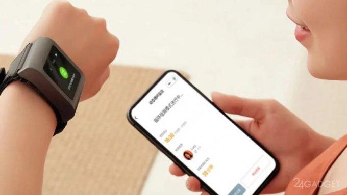 Смарт часы Hipee Smart Blood Pressure Watch измерят давление в непрерывном режиме