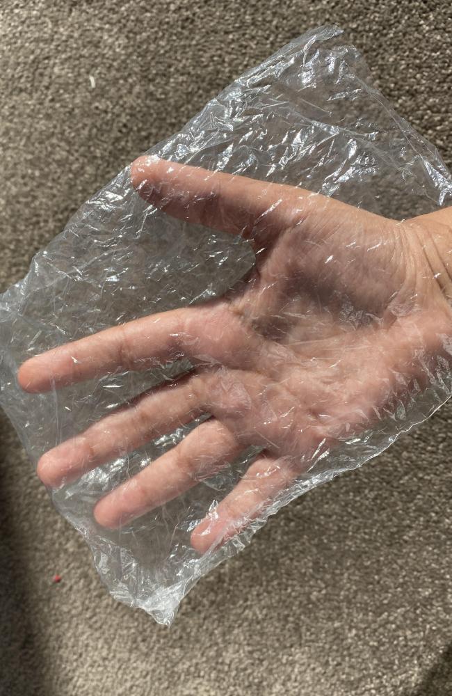 Австралийка изобрела биоразлагаемый пластик из креветок наука,планета,пластик,экология