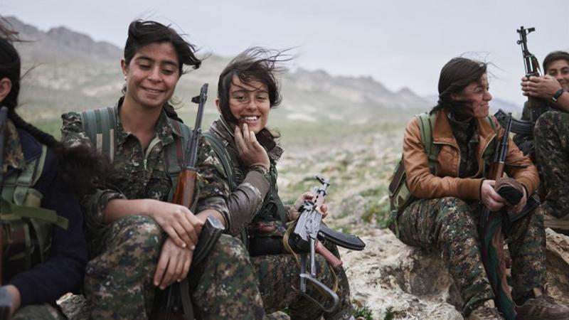Лучшие отряды женского спецназа