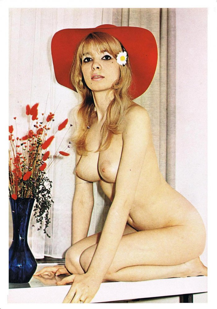 Ingrid steeger sex magazines