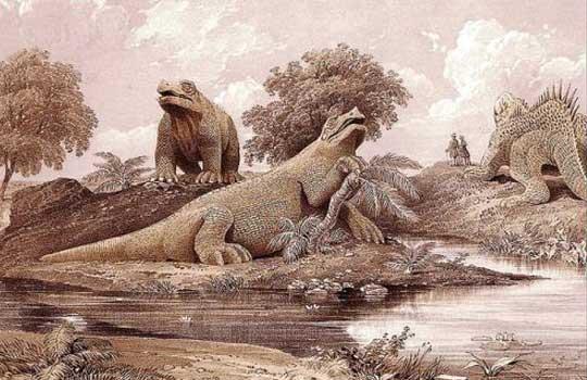 От тирекса до угруналука: откуда берутся имена динозавров?