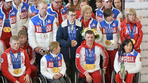 CAS решил не допускать российских спортсменов до Паралимпиады в Рио