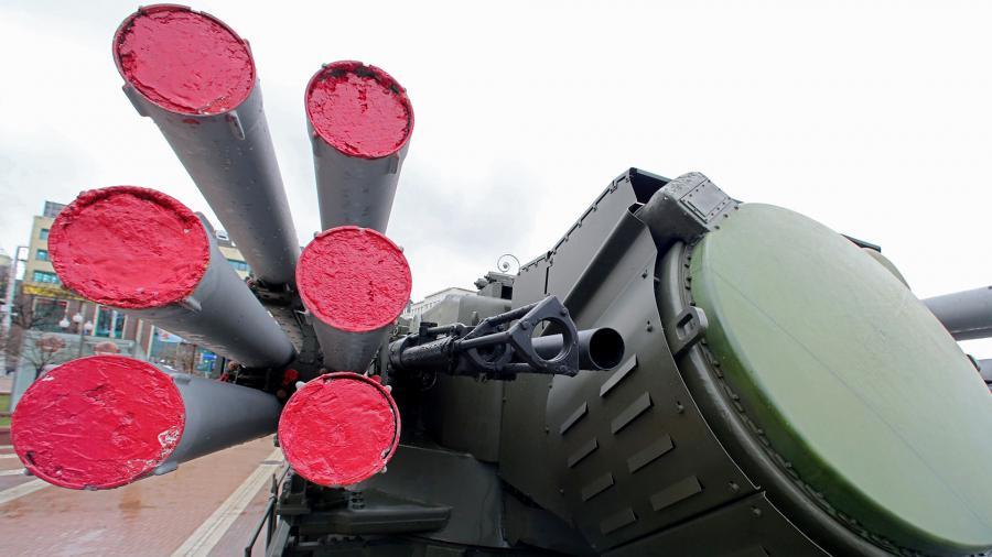 Российский ракетный катер «Шуя» примерит морской «Панцирь»