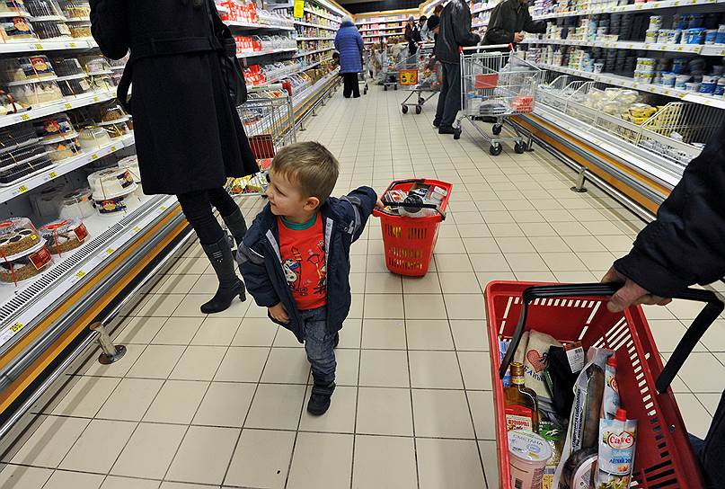 Стал известен прожиточный минимум ребенка в России