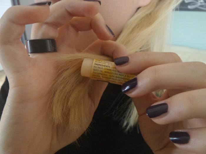 средство от сечения кончиков волос